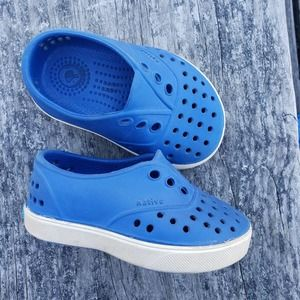 Native Blue Infant Sneakers